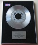 BANANARAMA - VENUS PLATINUM Single Presentation DISC